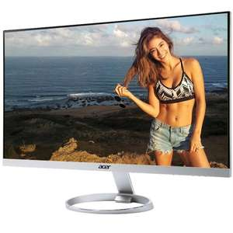 """Acer H277HK 27"""" IPS LED ZeroFrame 4K with USB 3.1 Type C and USB 3.0 Hub, AMD FreeSync Monitor £349.99 / £360.49 delivered @ OVERCLOCKERSUK"""