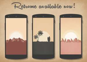 Retrome Wallpapers Free @ Google Play Store