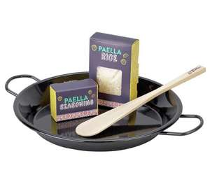 La Tasca Paella Gift Set for £7.49 (was £14.99) @ Argos