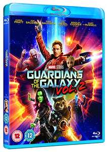 Guardians of the Galaxy Vol. 2 [Blu-ray] [2017] - £9.99 prime / £11.98 non prime and £12 for 3D with Prime