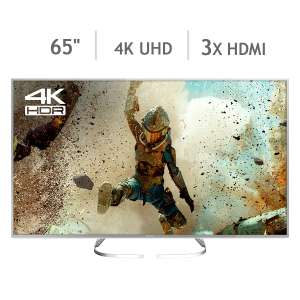 """Panasonic 65EX700B 65"""" 4k TV - Looks a decent price for this. £150 off applied at checkout £949 @ Costco"""