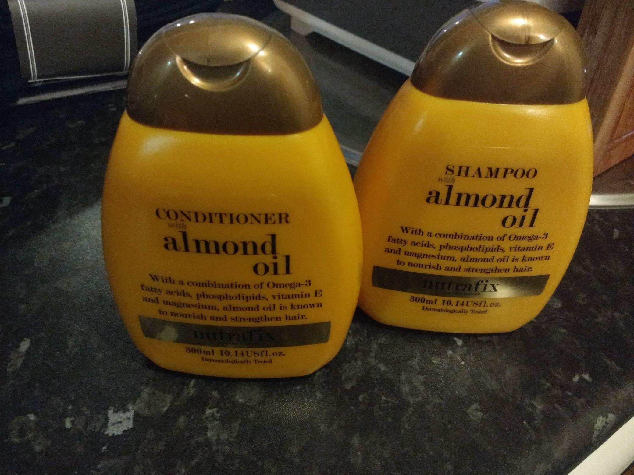 Nutrafix shampoo/conditioner £1 @ Poundland
