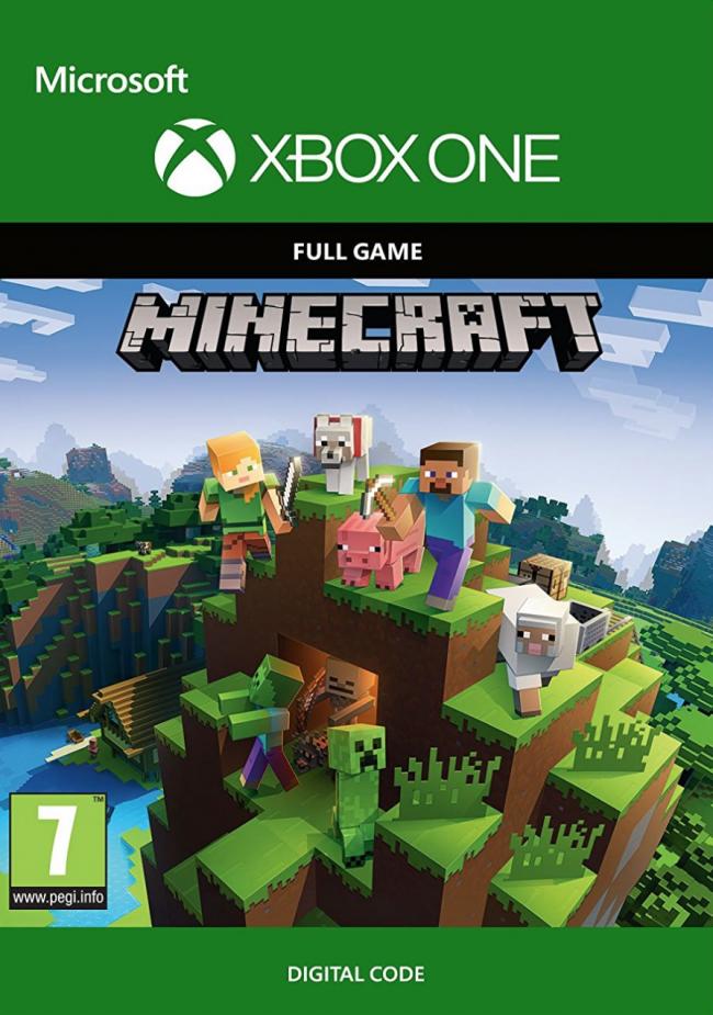 [Xbox One] Minecraft - £9.99/£9.49 - CDKeys