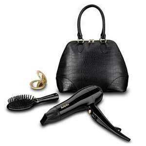 BaByliss Hair Dryer + Handbag Gift Set - Free C&C/Shipping £24 @ Debenhams