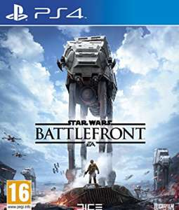 Star Wars Battlefront - PS4 - £4.99 (Preowned) @ Game - Free Delivery.