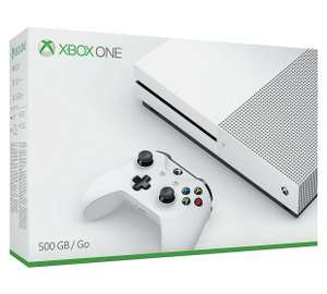 Xbox One S 500GB £189.99 @ Argos