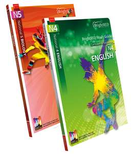 25% off Scottish Curriculum Study Guides - BrightRed Publishing