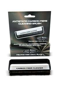 Acc-Sees Antistatic Carbon Fiber Cleaning Brush - £5.99 prime/+£3.99 del. non-prime @ Amazon