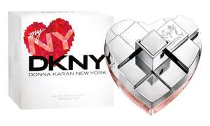 30ml (£14.99) or 100ml (£22.99) of DKNY MyNY Eau de Parfum for Women Postage £1.99 @ Groupon