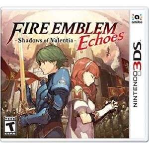 Fire Emblem Echoes: Shadows of Valentia Nintendo 3DS £14.96 @ Toys R Us (C&C)