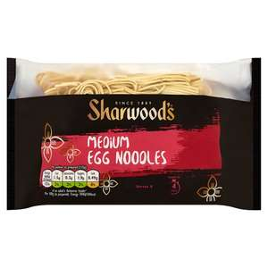 Huge Sharwoods offer on cooking sauce, stir fry, noodles, prawn crackers  67p to  99p   @ TESCO