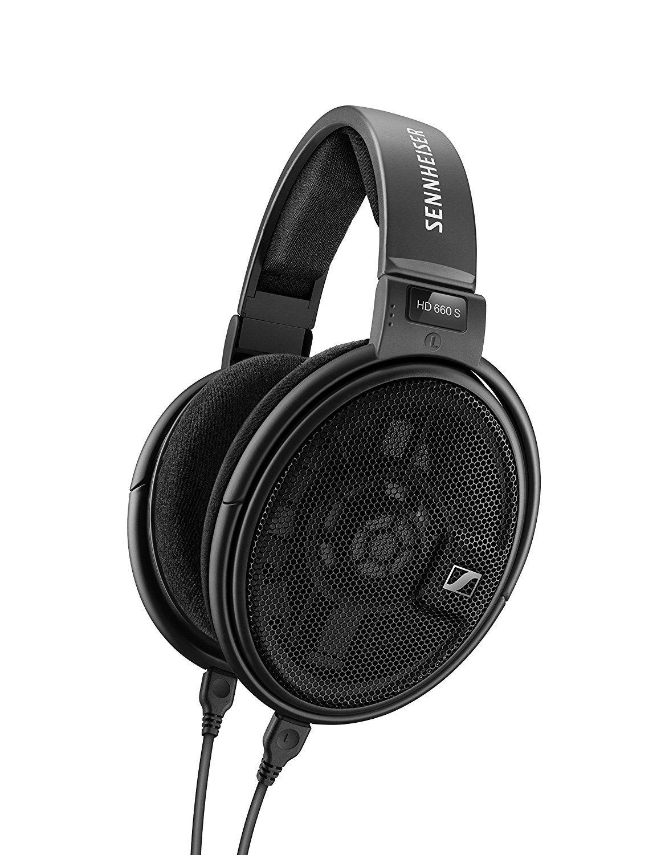 Sennheiser HD 660S Over-Ear Open Dynamic Headphones £379.09 @ Amazon