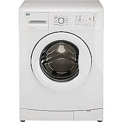 Beko Washing Machine, WMS6100W, 6KG Load, with 1000rpm - White £159 @ Tesco direct