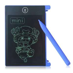 4.4 inch LCD Writing Tablet blue £2.22 @ Gearbest