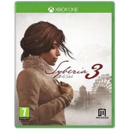 Syberia 3 for Xbox One £8.78 delivered at Hitari