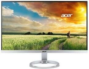 "Acer H277HK 27"" IPS LED ZeroFrame 4K Monitor £299.98 -  Ebuyer"