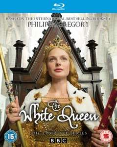 The White Queen: The Complete Series (4 Disc Blu-Ray) £4.19 Delivered @ Music Magpie