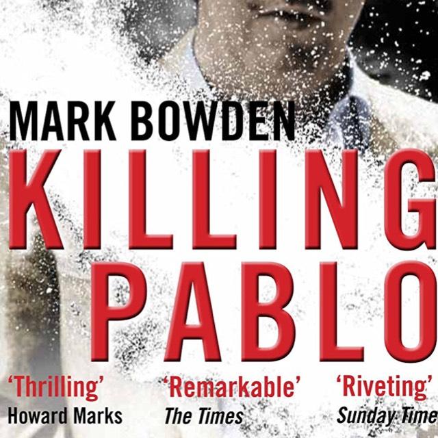Killing Pablo (Escobar) - Mark Bowden. Kindle Ed. Now 99p @ amazon