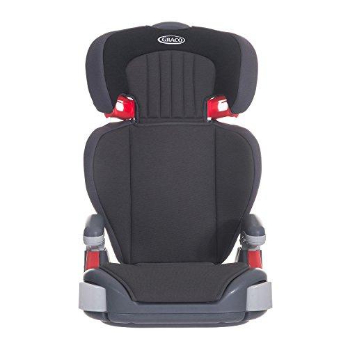 Graco Junior Maxi Lightweight Highback Booster Car Seat, Group 2/3, Midnight Black £23.98 Amazon