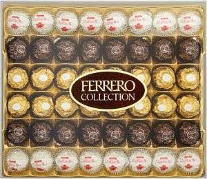 Ferrero Collection x48 518g - £1.40 @ Sainsbury's Online and instore