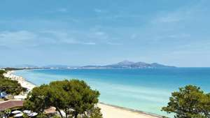 From London: Family of 5 or 6 Easter Half Term Holiday to Alcudia 7 Nights Half Board (TripAdvisor Certificate of Excellence Accommodation) £360pp @ Jet2