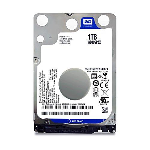 """Western Digital 2.5"""" SATA 1TB 5400RPM 7mm Hard Drive - £44.40 @ Amazon"""