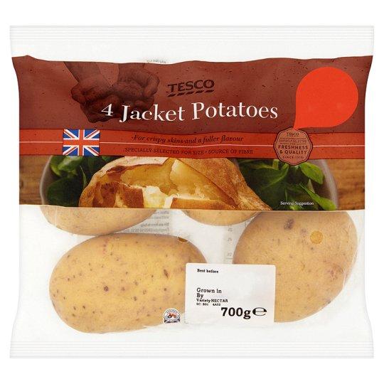 Tesco Jacket Potatoes 700G 49p // Perfectly Ripe Mangos 49p from 31st Jan
