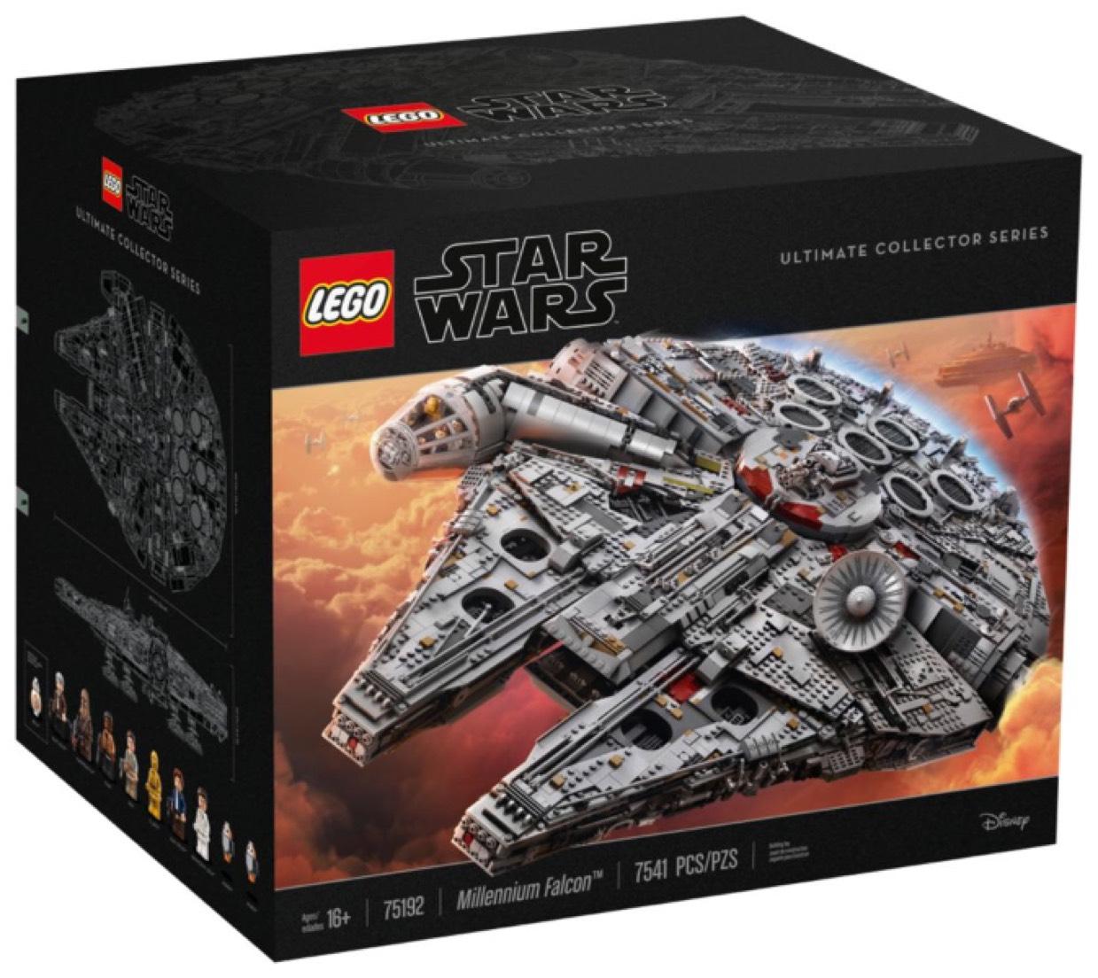 Lego UCS Millennium Falcon 75192 - £649.99 @ John Lewis