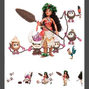 Disney store limited edition Moana dolls reduced to £54 online/instore (Liverpool)