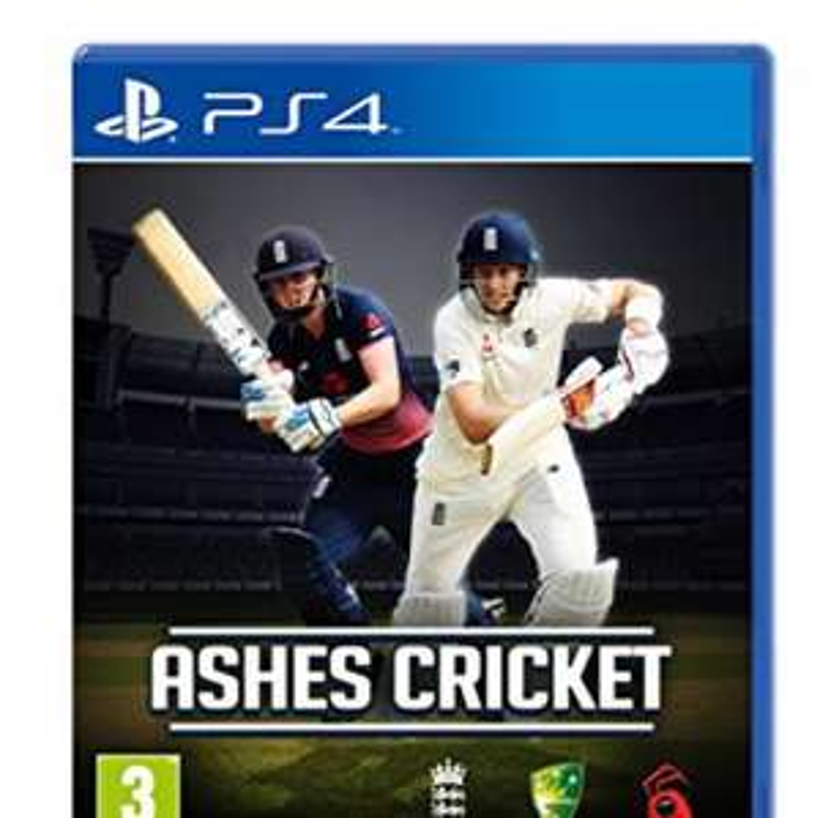 Ashes Cricket PS4 £17.85 Prime / £19.84 non Prime @ Amazon