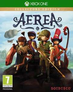 Aerea Collector's Edition (Xbox One) £11.86 (PS4) £13.85 Delivered @ Shopto