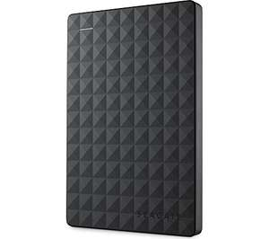 Seagate 2TB Portable External Hard Drive USB3 @ Amazon. Prime available - £49.99