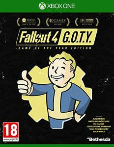 Fallout 4 GOTY Edition £18.99 prime / £20.98 non prime @ Amazon