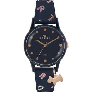 Radley Ladies Letters Watch RY2600 + Gift Box + 2yr Warranty £34.98 w/Code @ Watches2U