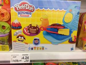 Play doh breakfast bakery £4.24 @ Asda instore