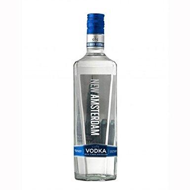 New Amsterdam Vodka 70cl £12 @ Asda + possible cashback