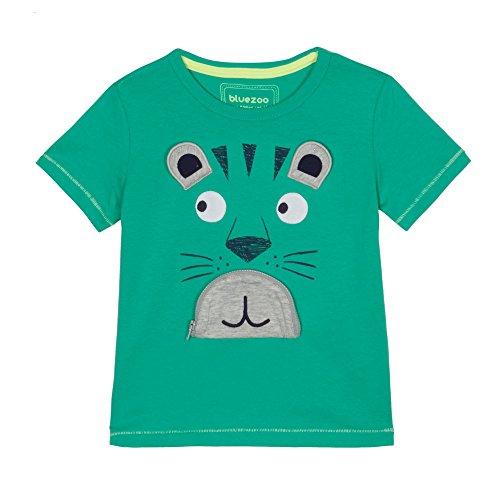 Debenhams Bluezoo Boys' Green Tiger Print T-Shirt £2.40 prime / £6.39 non prime Sold by Debenhams and Fulfilled by Amazon