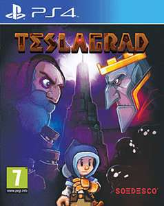 "Teslagrad for PS4 £7.50 ""new"" at Game"