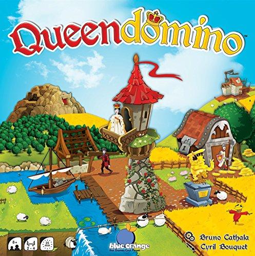 Queendomino Board Game - £19.99 Delivered - Amazon.co.uk Marketplace / Ventrue Blue