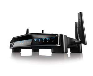 Linksys WRT32X-UK AC3200 Dual-Band Wi-Fi Gaming Router with Killer Prioritisation Engine £209.99 @ Amazon
