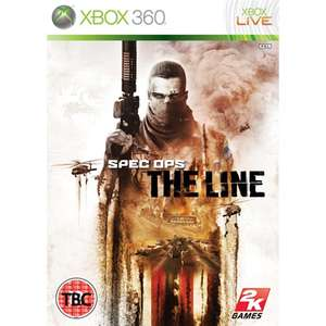 Spec Ops: The Line (Xbox 360/One) £2.50 (Pre Owned) @ CEX