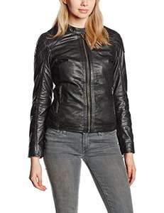 100% leather jacket from £35.63 @ Amazon