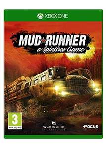 Spintires: Mudrunner for Xbox One £20.85 at Base