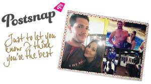 Too skint to buy Valentines Card ?? Get it for free @ Postsnap via MSE