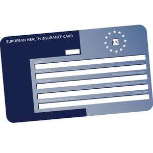 Get a Free European Health Insurance Card (EHIC)
