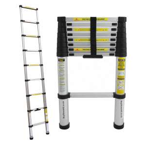 Telescopic ladder £54.99 @ Buydirect4u