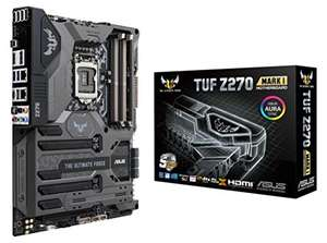 ASUS TUF Z270 MARK 1 Intel Z270 ATX Motherboard - Black £154.98 @ Amazon (Prime Exclusive)