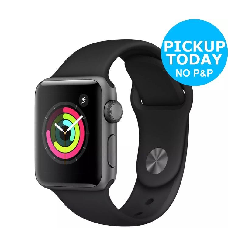 Apple Watch S3 42mm GPS £323.10 - Argos ebay