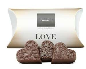 Free Valentine's chocolates from Hotel Chocolat, Wuntu app from 31.1.