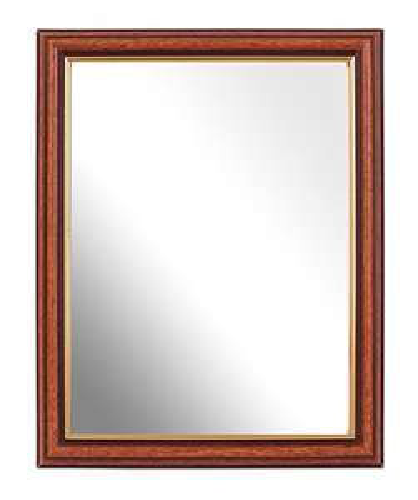 Inov8 8 x 6-Inch British Made Traditional Mirror, Pack of 2, Light Oak - £3.72 @ Amazon (Add-On Item)